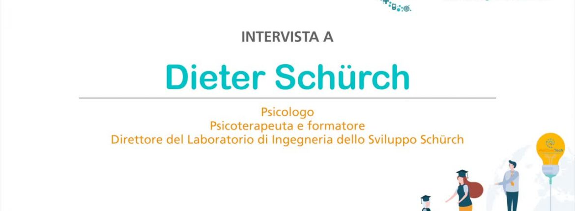 WelComTech Dieter Schurch video instervista
